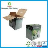 Коробка Custoized электронная бумажная/электронная коробка упаковки продуктов
