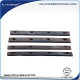 Plaat van de Vissen van de Verkoop Uic60 van de Steenkool van China de Hete voor het Spoor van het Staal