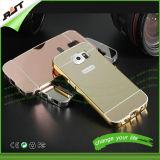 Caixa de galvanização do telefone de pilha da cor luxuosa da alta qualidade
