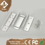 280kg SHAPE Metal Brackets van L voor Wood, Electro Magnetic Door Lock Bracket