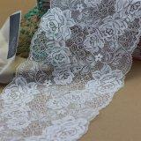 Ajuste blanco del cordón para la ropa interior