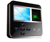 Верхнее продавая приспособление контроля допуска строба фингерпринта экрана цвета TFT
