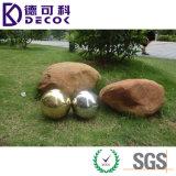 より大きい201 304 316 420空のステンレス鋼の装飾的な球