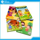 Livre d'enfants de carton pour le jeu