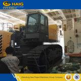 XCMG Xe1300c 4-5の立方メートル130t最も大きい鉱山のクローラー掘削機