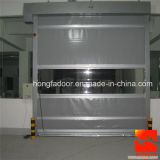 Pvc Industrial Fabric High Speed Roll op Door met Ce Certification (HF-K05)