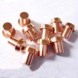 タイマーおよび接触器のための純銀製の接触のヒント