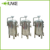 Edelstahl-Wasser-Filter/Multi-Beutel Filtergehäuse