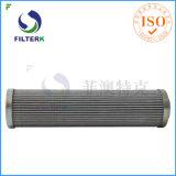 Élément plissé par 0140d010bh3hc de filtre à huile de cartouche de Filterk