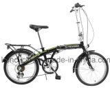 20 인치 알루미늄 물자 7 속도 접히는 자전거 /High 질 도로 접히는 자전거