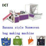 Sac non tissé de machine faisant le sachet en plastique de machines faisant Kxt-Nwb18