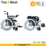 [توبمدي] ألومنيوم [فولبل] معياريّة [إلكتريك بوور] كرسيّ ذو عجلات