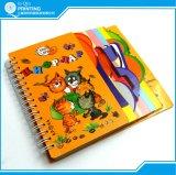Impressão especial do livro de desenho do miúdo da forma