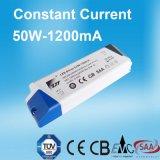 50W 1200mA externer LED Fahrer des Leistungs-Faktor-mit Cer