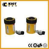 Cylindre hydraulique de plongeur creux à simple effet (séries de RCH)