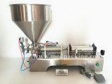 100-1000ml escogen la máquina de rellenar de Pneumtic del champú poner crema principal