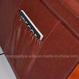 Sofà elettrico del cuoio del Recliner (626#)