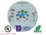単一の側面アルミニウムはLEDの照明のためのPCBのボードを基づかせていた