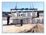 Большой Jumbo мешок тонны цемента контейнера с Сторон-Соединяет швами петля
