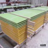 Strati di superficie solidi acrilici puri 100% di Kingkonree 12mm