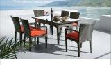 Insiemi della barra della mobilia del rattan del PE della mobilia/giardino di Outoor per la mobilia di svago