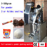 Machine à emballer automatique verticale de sac à poudre avec du ce (Ah-Fjq100)