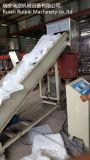 Film di materia plastica che ricicla macchina per la doppia fase che taglia