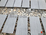 Хонингованное Bluestone Andesite Stone Basalt для Paving Floor Tile