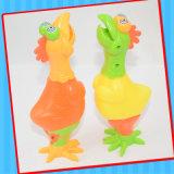 Gummiente-Hahn-Ostern-Huhn-Spielzeug mit Süßigkeit