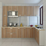 Kitchen Cabinet Door (ZH-952)를 위한 Zhuv Popular Wooden UV MDF