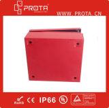 Kleiner Metallwand-Montage-Verteilerkasten/Vorstand IP65