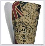 Cuir de PVC d'unité centrale avec Digitals estampé pour le sac de main, chaussures, sofa