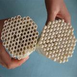 Tubo de cerámica de la protección del alúmina del 95%