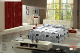 Modernes Indoor Living Schlafzimmer Furniture in Beds (912)