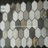 2016年に卸し売りHexagonal Marble Tile Mosaics