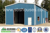 House Prefab Steel Structure Workshop com ISO Certification