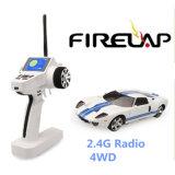 Coche eléctrico más nuevo del 1:28 4WD el mini Z RC de los juguetes