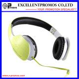Наушники стильной конструкции промотирования выполненные на заказ дешевые (EP-H9093)