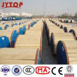 0,6 / 1 kV Cable eléctrico 3 * 70mm2 + 1 * 35mm2, cable de cobre, aislamiento de XLPE, PVC cubiertas de los cables de alimentación