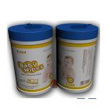 Trapos de papel disponibles del bebé de la tela no tejida de la alta calidad