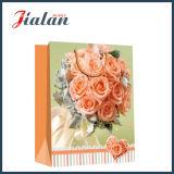 Zoll-4c gedruckte Wedding Rose-kaufenträger-Geschenk-Papiertüten