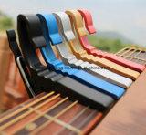 Abrazadera transformista acústica popular de la llave de la ceja de la guitarra del disparador