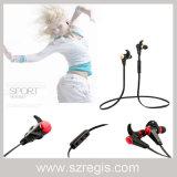 Stereo Mini Draadloze Sport Bluetooth 4.0 de Playback van de Muziek van de Steun van de Oortelefoon