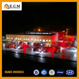 De commerciële Soorten van /All van de Modellen van de Bouw Tekens/Modellen van de Tentoonstelling van de Maker van de Bouw het de Model/Model van het Project/Model passen aan