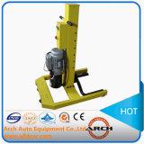 Élévateur simple hydraulique automatique de véhicule de levage de poste avec du ce