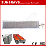 Bruciatore infrarosso speciale per essiccamento della produzione del lattice
