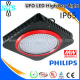 대중적인 Design LED Light Bay LED Round High Bay Light 200W