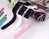 Pulsera elegante impermeable del ritmo cardíaco de Bluetooth