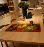 Esteira da mesa de Promotinal molhada