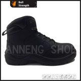 Zapato de seguridad protector con el casquillo de acero de la punta (SN1260)
